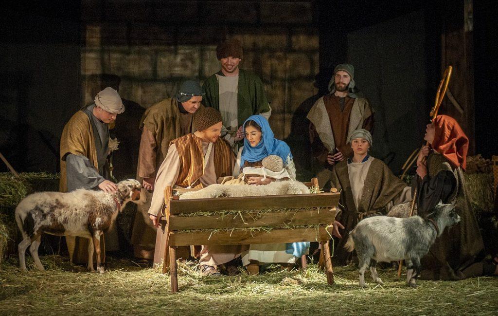 クリスマス キリスト生誕