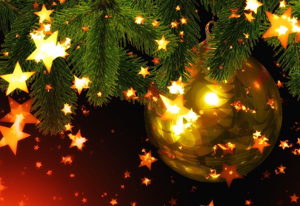 クリスマスツリー キラキラな理由