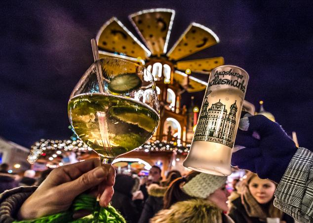 アウグスブルグのグリューワイン1