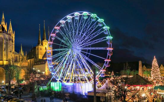 クリスマスマーケット【ドイツ】エアフルト子供のイベント