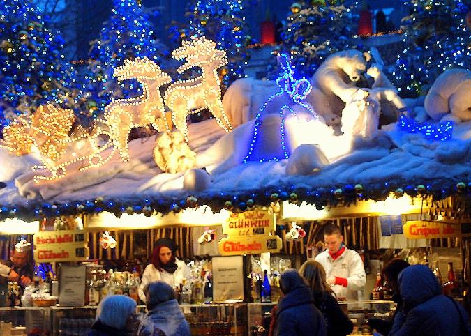 クリスマスマーケット【ドイツ】シュトゥットガルト アクセス